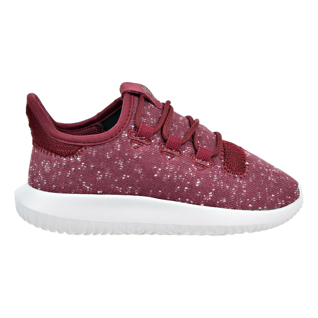 Adidas Tubular Shadow C Little Kid's Shoes Burgundy/White