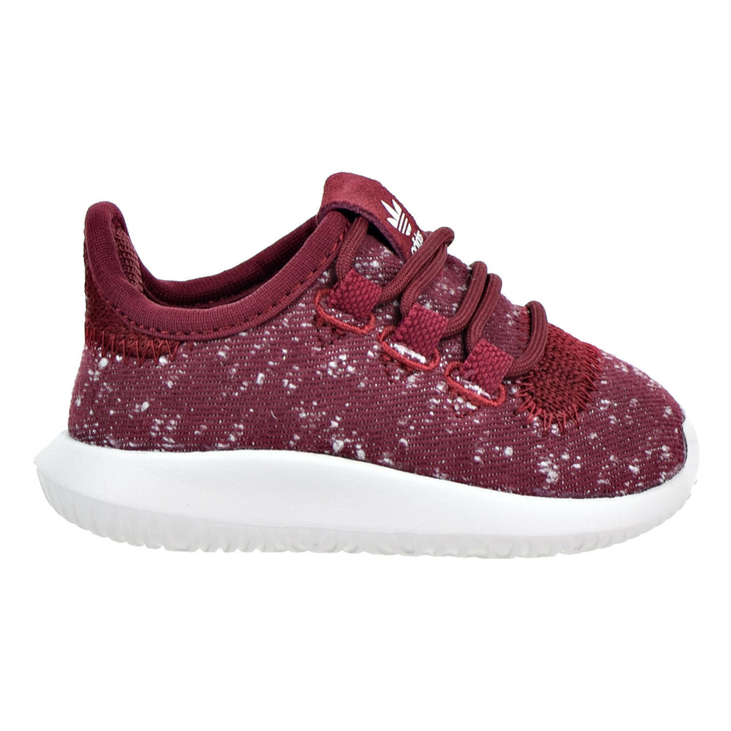 Adidas Tubular Shadow Infant's Shoes Burgundy/White