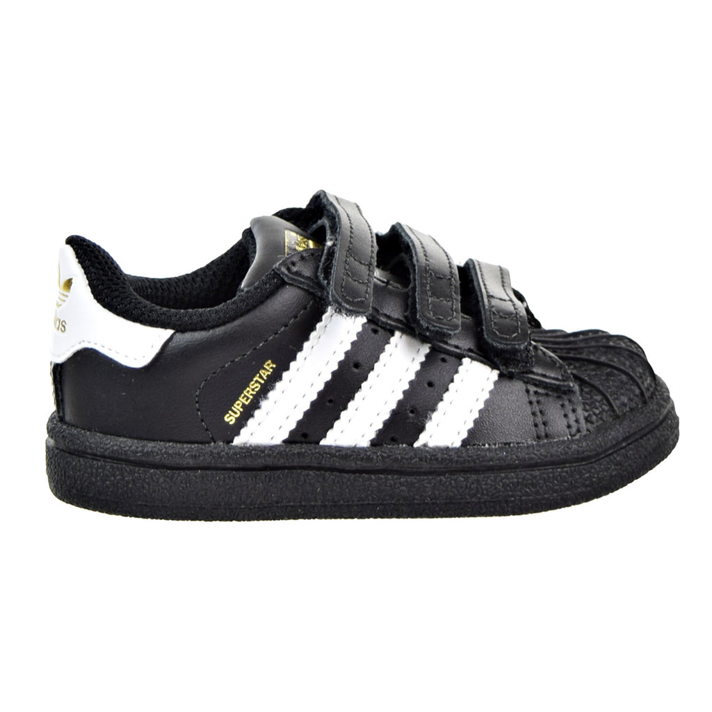 Adidas Superstar CF Infants/Toddlers shoes Black/White