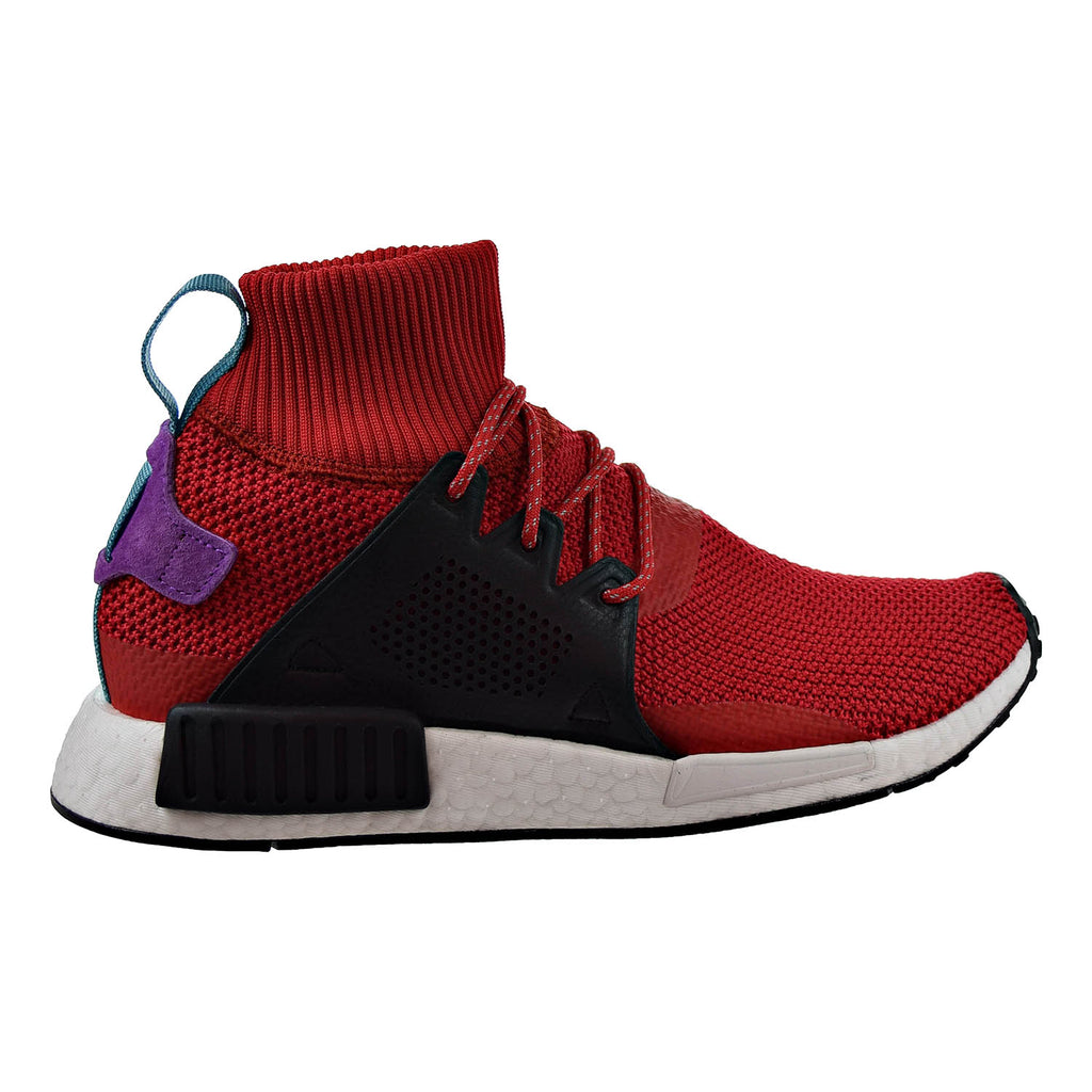 Adidas NMD_XR1 Winter Men's Shoes Scarlet/Black/White