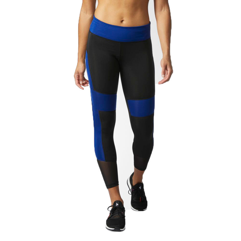 Adidas Originals D2M High Rise 7/8 Women's Training Tights Black/Mystery Ink