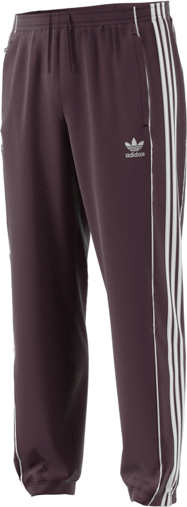 Adidas Men's Originals Pipe Sweatpants Noble Red/White