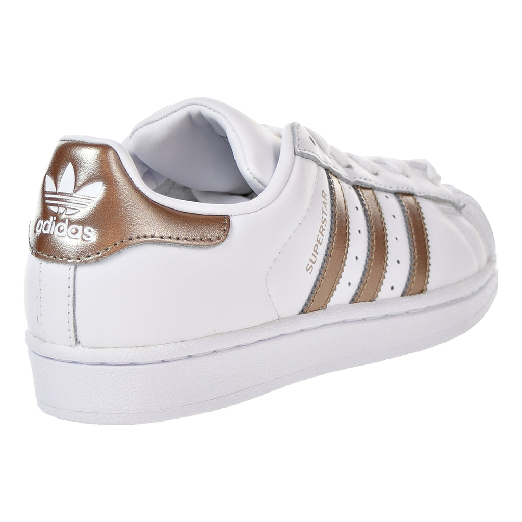 Defectuoso asqueroso pálido  Adidas Originals Superstar Women's Shoes White / Cyber Metallic / Whit –  RBD Outlet
