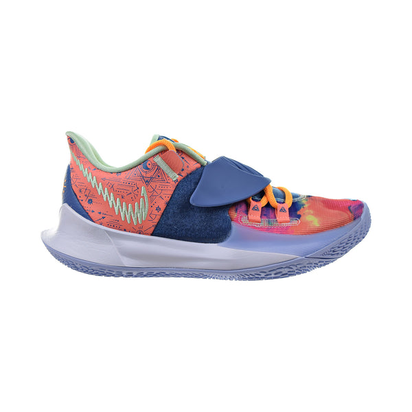 "Nike Kyrie Low 3 ""Harmony"" Mens' Basketball Shoes Atomic Pink-Stone Blue"