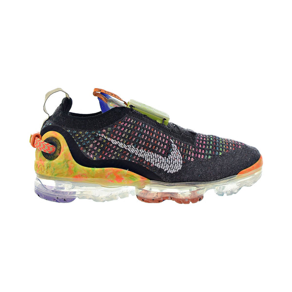 Nike Air VaporMax 2020 Flyknit Marathon Womens Shoes Grey-Yellow