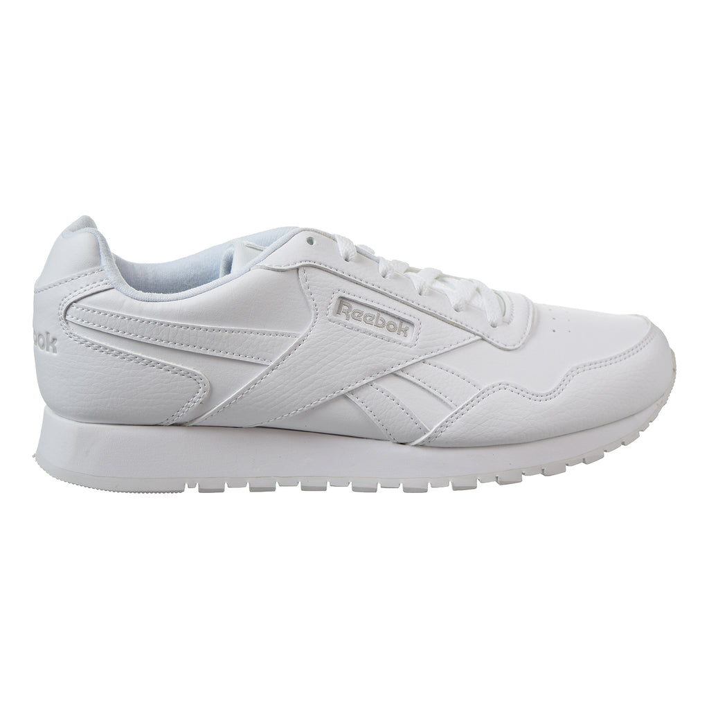 Reebok Classic Harman Run Mens Shoes White/Steel