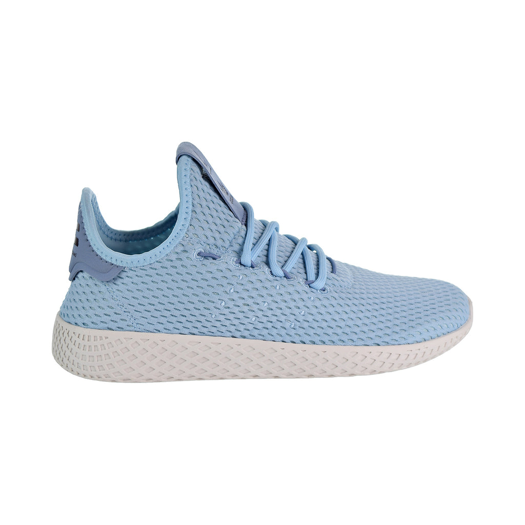 Adidas Pharrell Williams Tennis HU Big Kids' Sky Blue