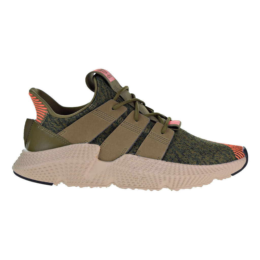 Adidas Prophere Men's Shoes Trace Olive/Trace Olive/Solid Red
