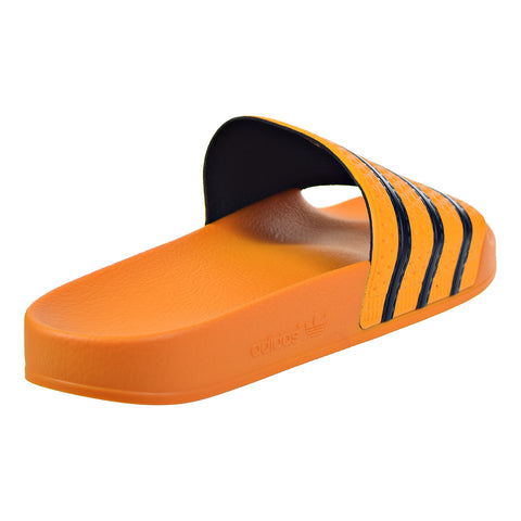 size 40 04dba 77093 Adidas Adilette Mens Slides Real GoldCore BlackReal Gold