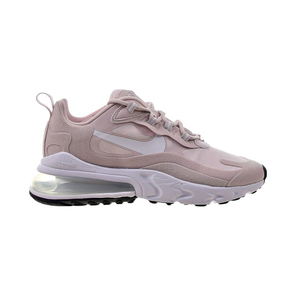 Nike Air Max 270 React Women's Shoes Barely Rose-White-Black
