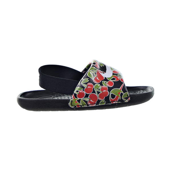 Nike Kawa Slide SE Picnic (TD) Toddlers' Sandals Cherry-Black-White