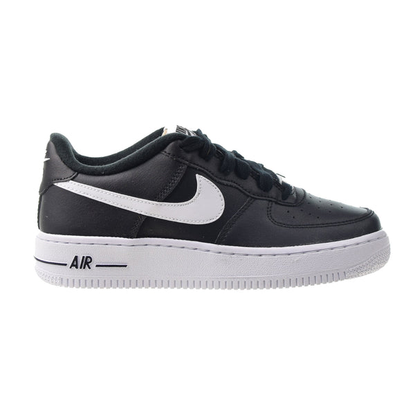 Nike Air Force 1 AN20 (GS) Big Kids' Shoes Black-White