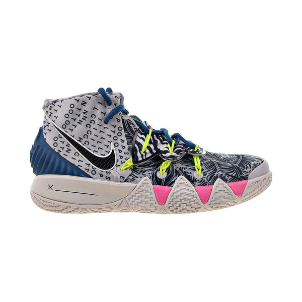 Nike Kybrid S2 'What The Neon' Big Kids' Shoes Vast Grey-Sail-Volt-Black