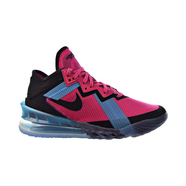 "Nike Lebron XVIII Low ""Neon Lights"" Men's Shoes Fireberry-Black"