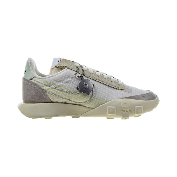 Nike Waffle Racer LX Series QS Women's Shoes Pale Ivory-Silver
