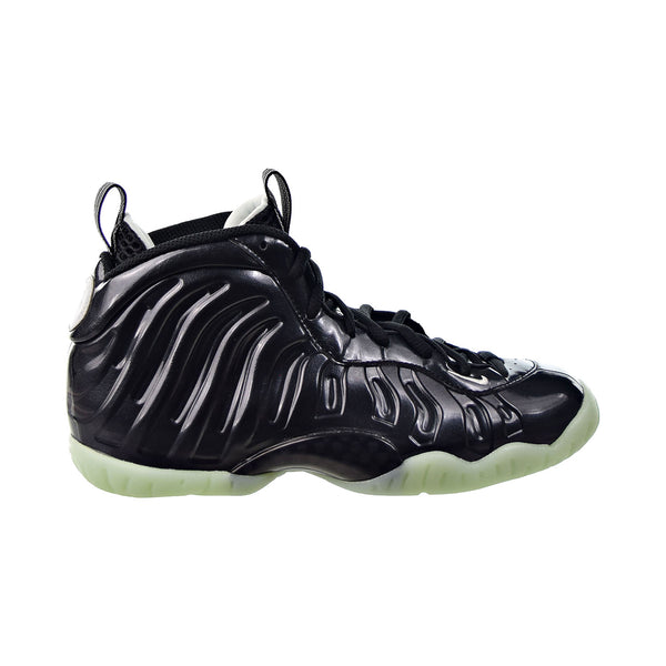 "Nike Little Posite One (GS) ""All Star 2021"" Big Kids' Shoes Black-Barely Green"