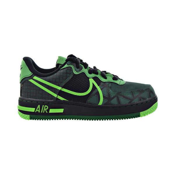 Nike Air Force 1 Men's Shoes Black-Pine Green-Green Strike