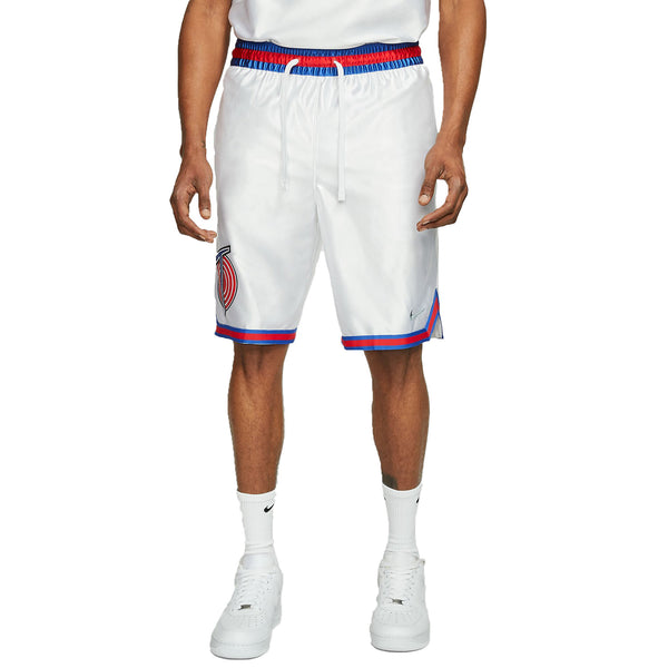 Nike Tune Squad X Lebron James Space Jam Men's Shorts White-Red Blue