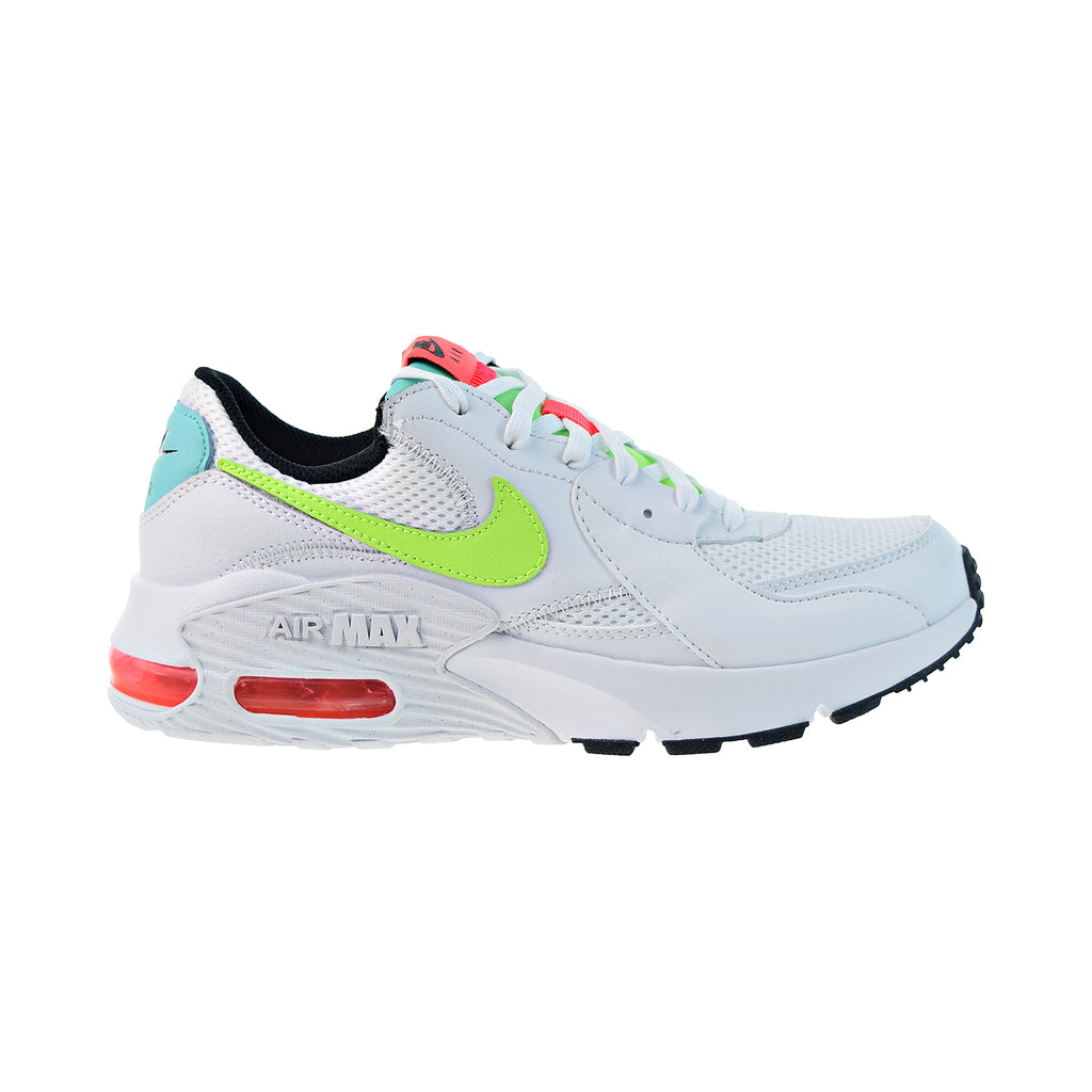 Nike Air Max Excee Women's Shoes White-Volt Black