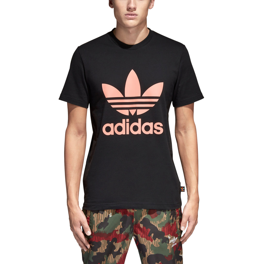 Adidas Originals Pharell Williams Hu Anorak Men's T-Shirt Black