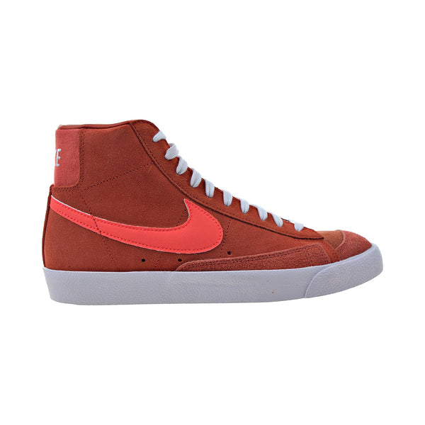 Nike Blazer Mid '77 Vintage Suede Mix Men's Shoes Mantra Orange-Bright Crimson