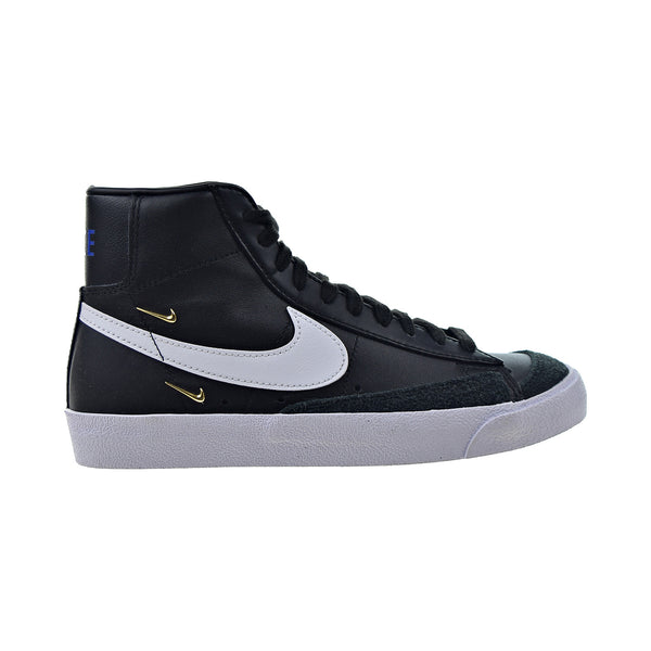 Nike W Blazer Mid 77 SE Womens' Shoes Black-White-Hyper Royal-White