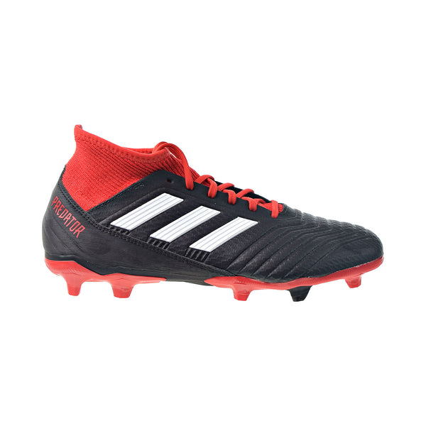 Adidas Predator 18.3 FG Men's Shoes Black-Red