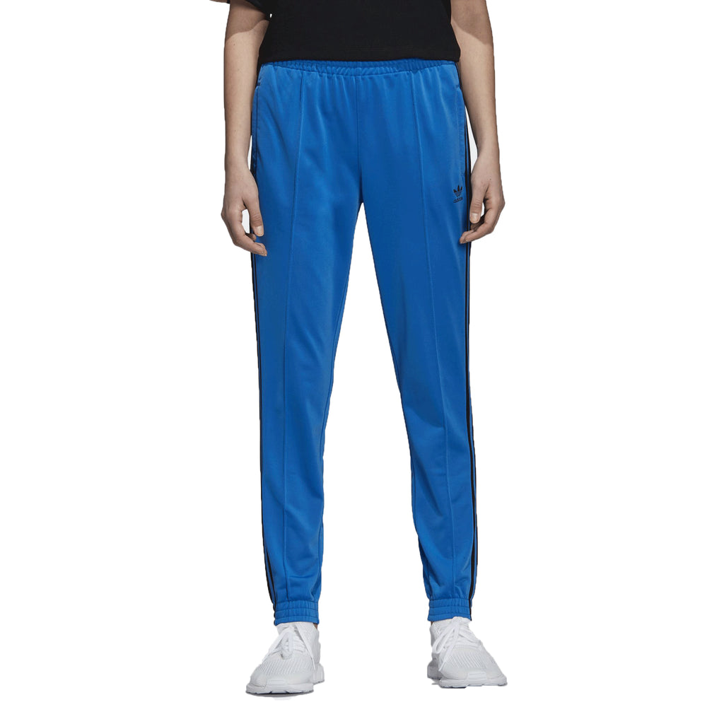 Adidas Originals Athletic Women's Track Pants Bright Royal/Black