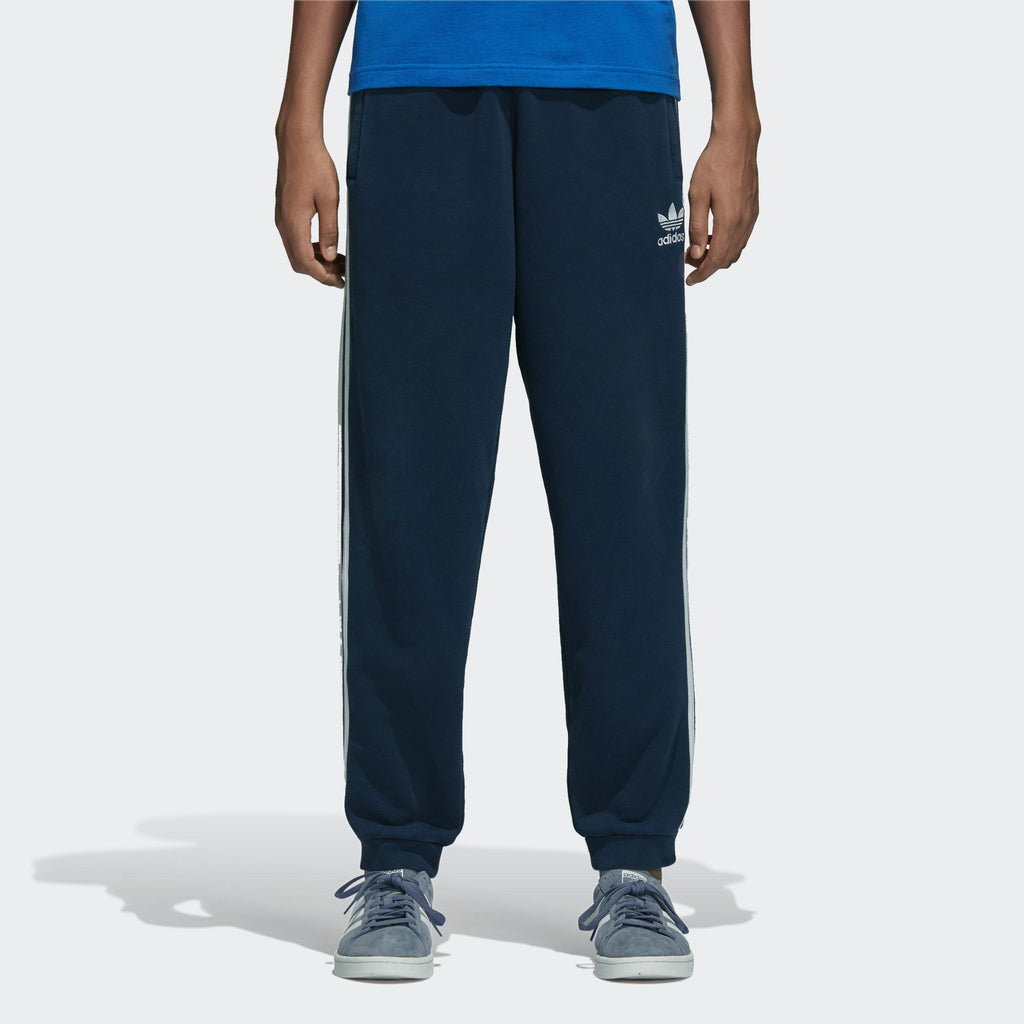 Adidas Originals Men's 3-Stripes Pants Collegiate Navy/White