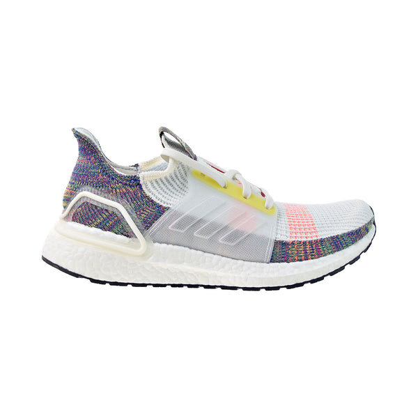 Adidas Ultraboost 19 Pride Men's Shoes Cloud White-Scarlet