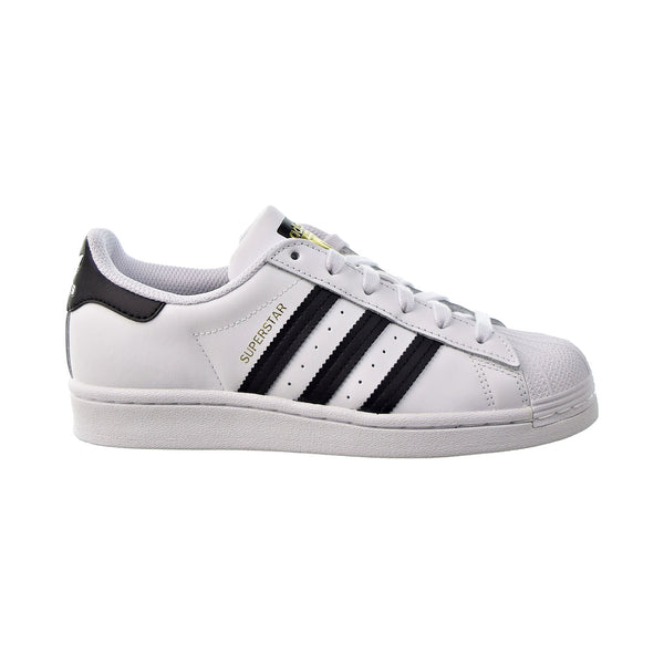Adidas Superstar J Big Kids' Shoes Cloud White-Core Black
