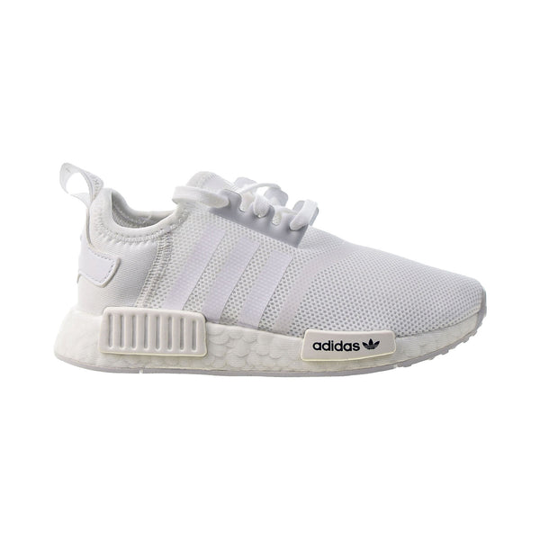 Adidas NMD R1 C Little Kids' Shoes Cloud White-Cloud White