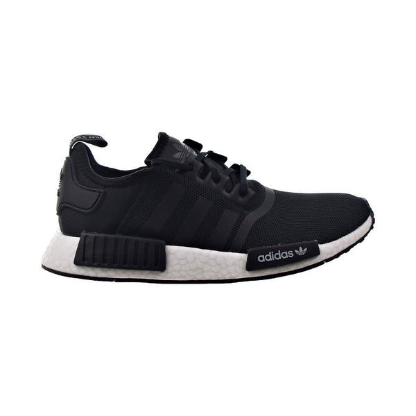Adidas NMD_R1 J Big Kids' Shoes Core Black-Cloud White