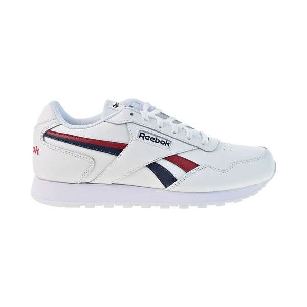 Reebok Classic Harman Run Women's Shoes White-Vector Navy-Vector Red