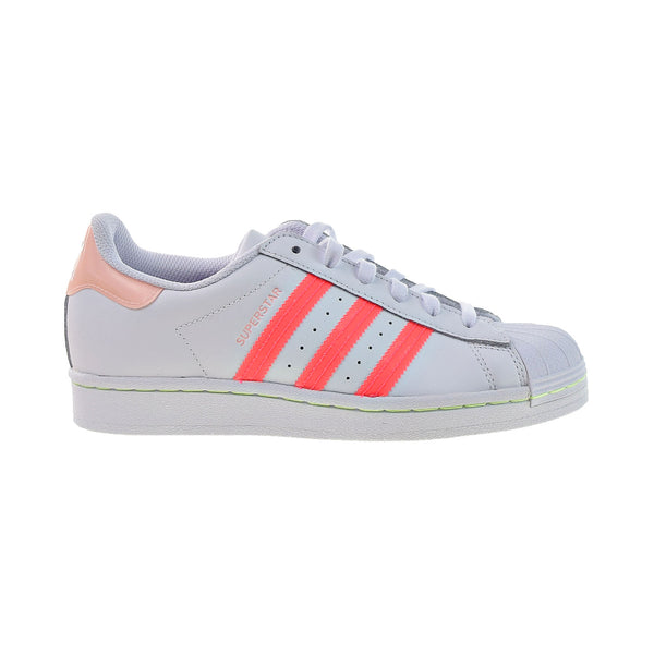 Adidas Superstar Women's Shoes Cloud White-Signal Pink-Shock Purple