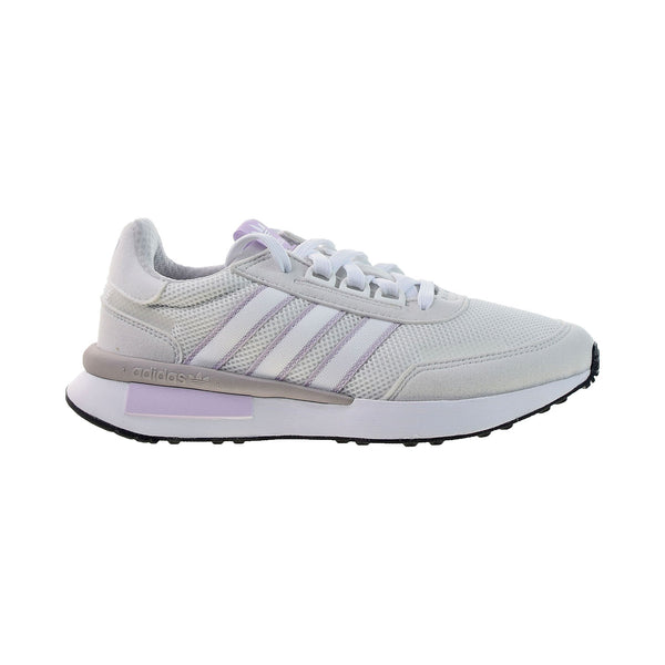 Adidas Retroset Women's Shoes Crystal White-Cloud White-Purple Tint