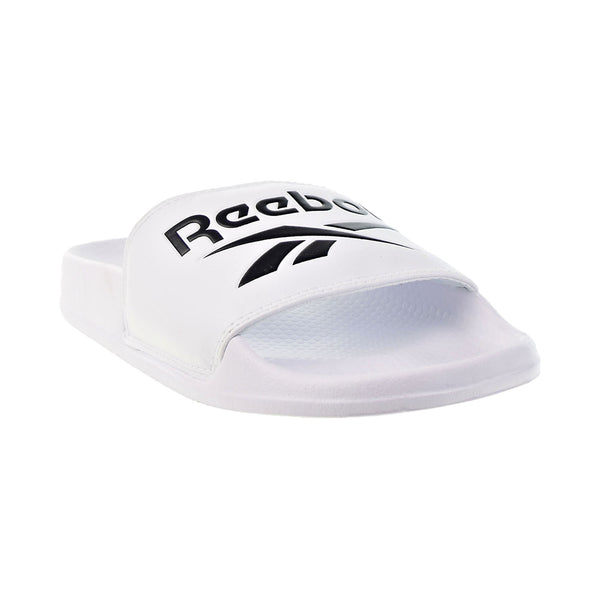 Reebok Classic Men's Slides White-Black