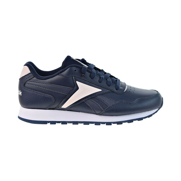 Reebok Classic Harman Run Women's Shoes Dark Blue-White