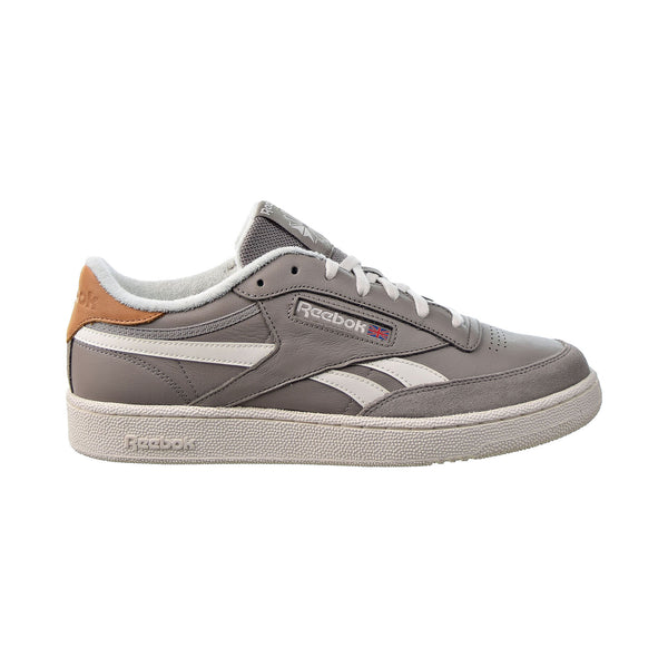 Reebok Club C Revenge Men's Shoes Boulder Grey-Chalk-Chalk