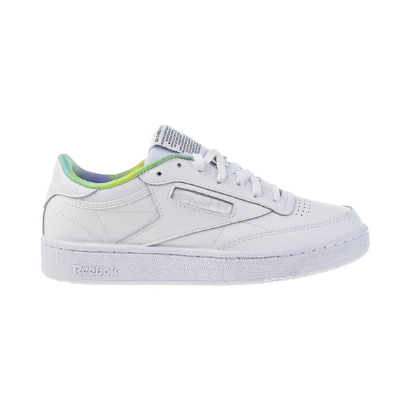 Reebok Club C 85 Pride Men's Shoes White-Multicolor