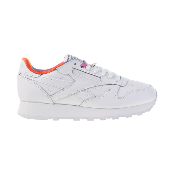 Reebok Classic Leather Pride Men's Shoes White-Multicolor