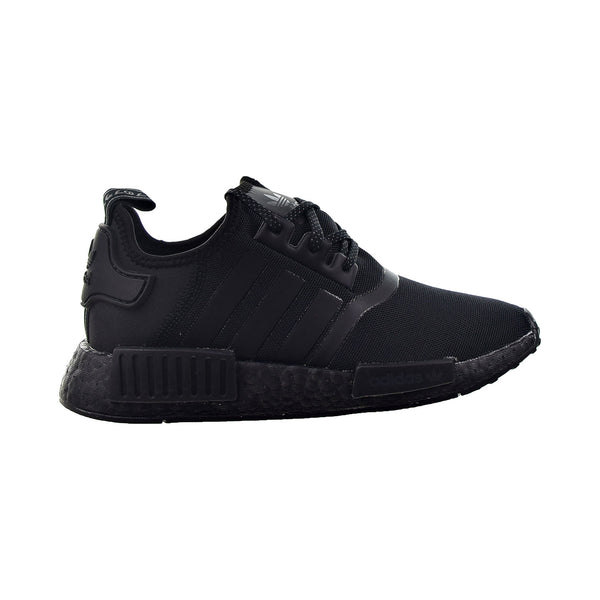 Adidas NMD_R1 J Big Kids' Shoes Core Black-Grey Six