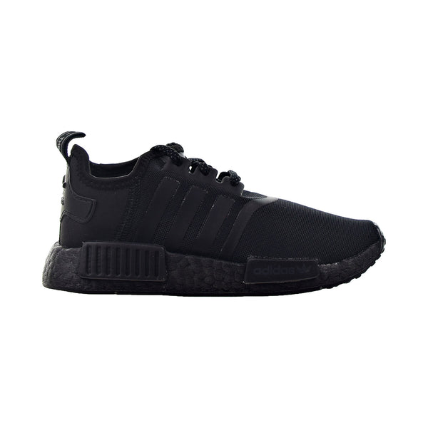 Adidas NMD_R1 C Little Kids' Shoes Core Black-Grey Six