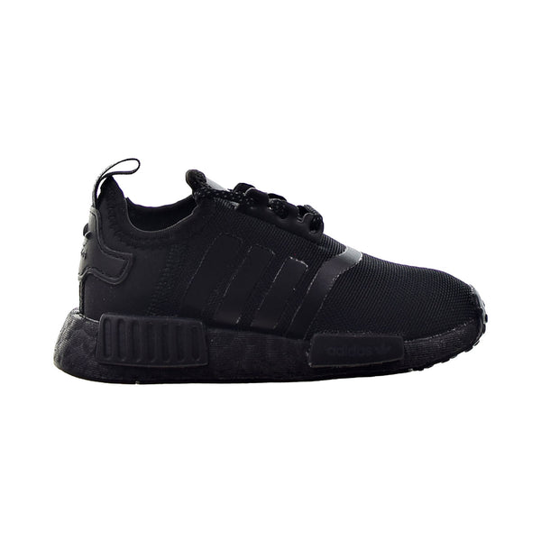 Adidas NMD_R1 I Elastic Toddlers' Shoes Core Black-Grey Six