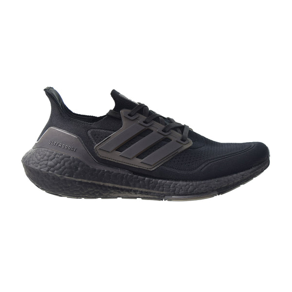 Adidas Ultraboost 21 Men's Shoes Triple Black