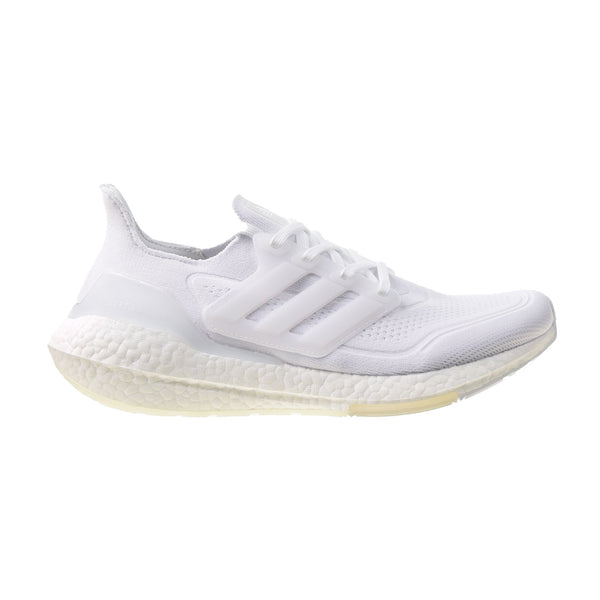 Adidas Ultraboost 21 Men's Shoes Triple White