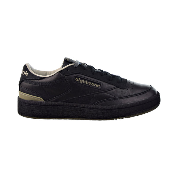 Reebok Club C 85 Men's Shoes Black-Khaki-The Blues