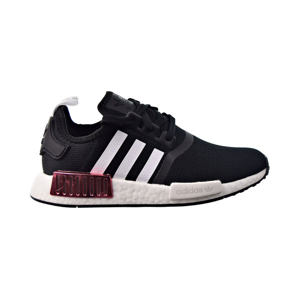 Adidas NMD R1 Women's Shoes Black-White-Pink