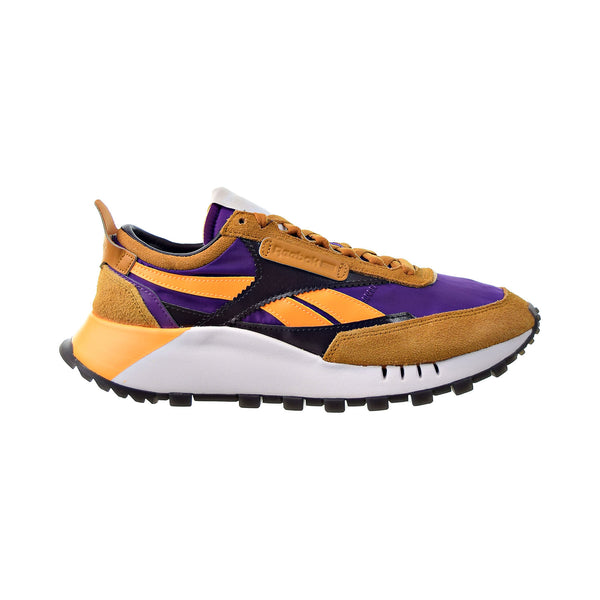 Reebok Classic Legacy Men's Shoes Rich Ochre-Regal purple-Midnight Shadow