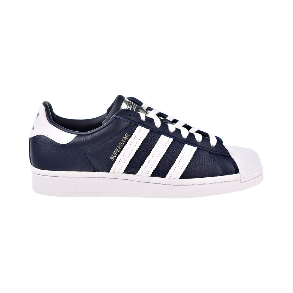 Adidas Superstar Men's Shoes Navy-White